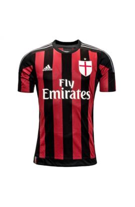 Adidas AC Milan S11836 Prima Maglia Ufficiale 2015/16