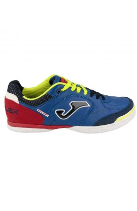 JOMA SCARPE CALCETTO TOP FLEX 704 ROYAL INDOOR
