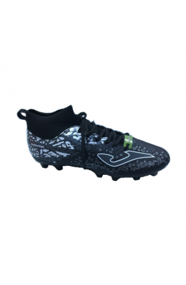 JOMA SCARPA CALCIO CHAMPION 701 BLACK ARTIFICIAL GRASS
