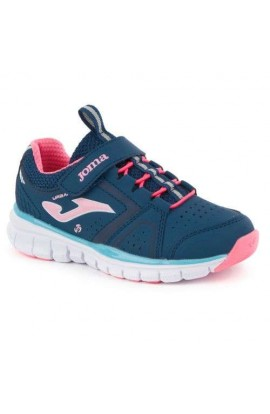 JOMA SCARPE KIDS URBAN JR 705 NAVY - PINK