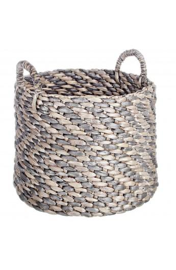 Bizzotto cesta guatemala 2 manici h 45cm for Arredo casa oggettistica