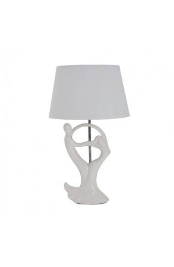 FERRETTI LAMPADA DA TAVOLO IN CERAMICA NICE