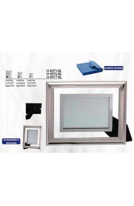 TROFEO CRISTALLO CON CORNICE H4975/6/7-BL