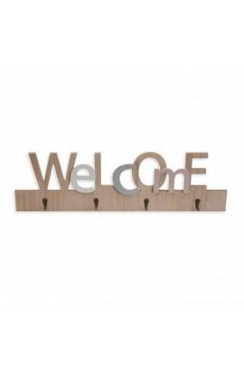 PORTACHIAVI WELCOME Versa Home 8420327436429