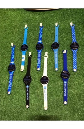 TECHMADE SSC NAPOLI OROLOGI WATERPROOF SMARTFIT TM-FREETIME