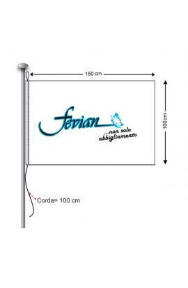 Bandiere personalizzate 100x150